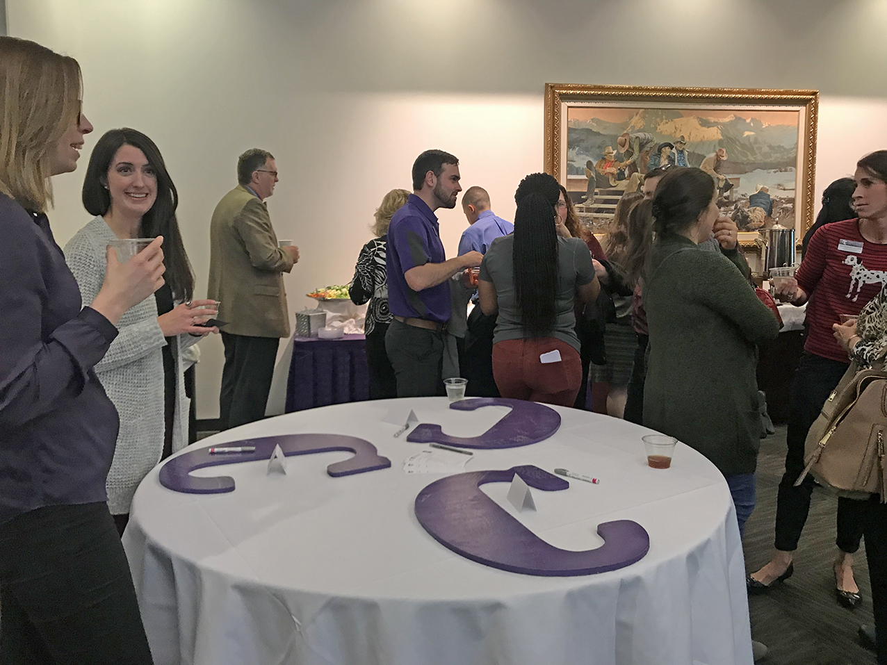 Counseling Dept. Reception 7