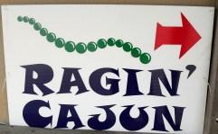 Ragin' Cajun 2018 1
