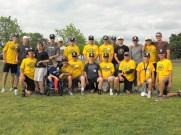 All-Stars game 39 SHS Baseball Team Volunteers