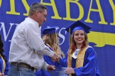 Huckabay graduation 18