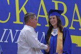 Huckabay graduation 19