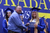 Huckabay graduation 24