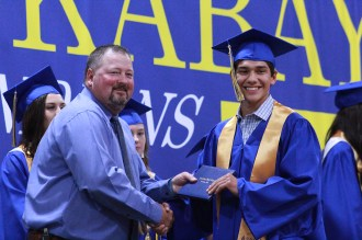 Huckabay graduation 25