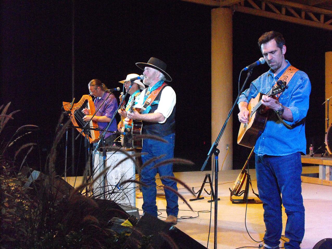 Michael Martin Murphy TexStar Ford Concert 12