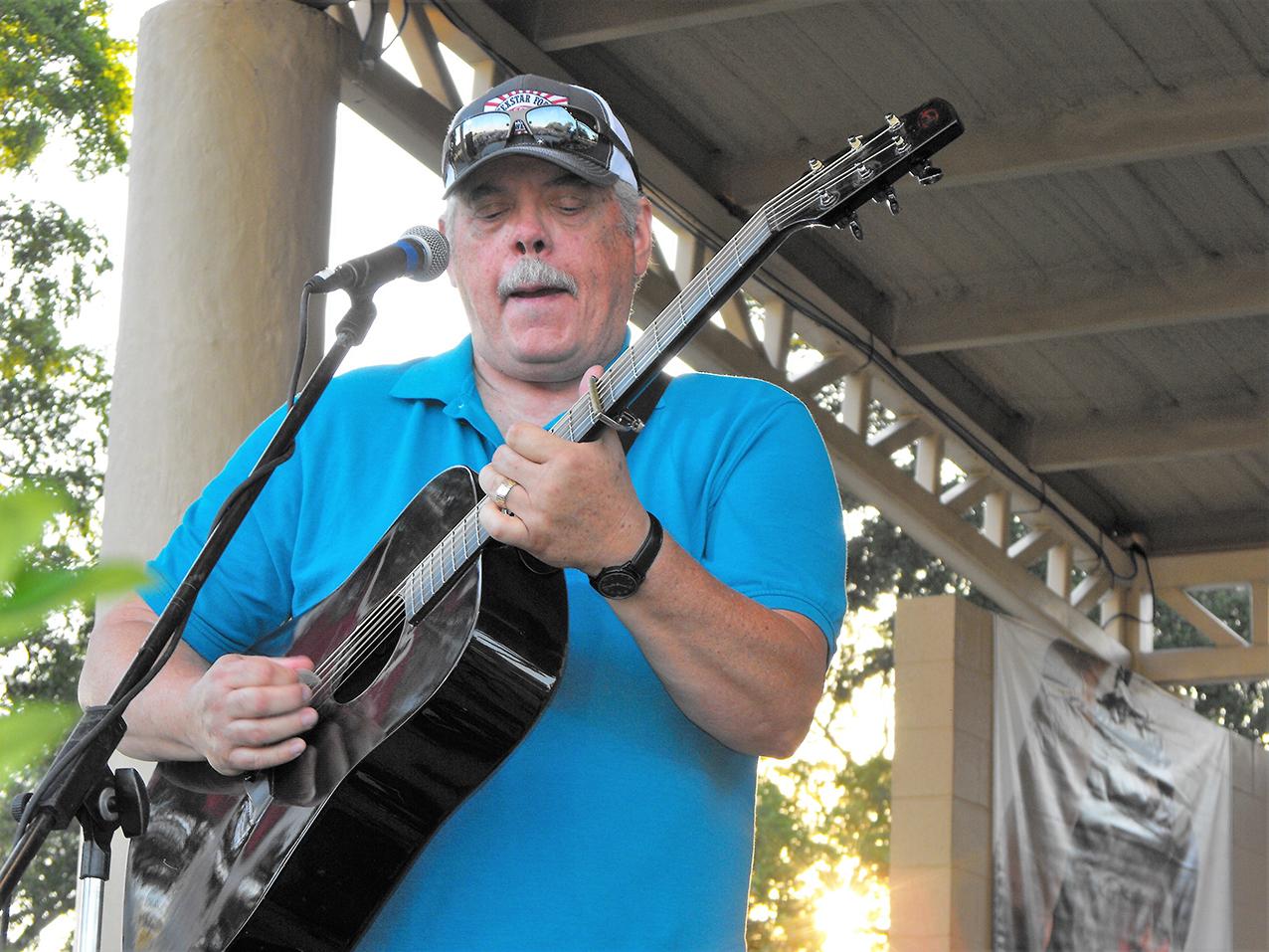 Michael Martin Murphy TexStar Ford Concert 66