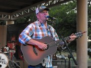 Roger Creager at Summer Nights Concert Scott Kirby 10
