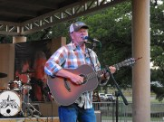 Roger Creager at Summer Nights Concert Scott Kirby 12
