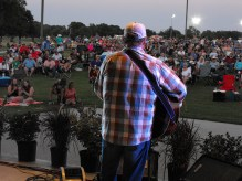 Roger Creager at Summer Nights Concert Scott Kirby 16