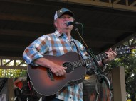Roger Creager at Summer Nights Concert Scott Kirby 6