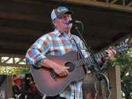Roger Creager at Summer Nights Concert Scott Kirby 8