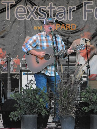 Roger Creager at Summer Nights Concert Scott Kirby 9