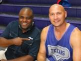 Texan Alumni Basketball game 10