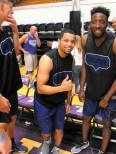 Texan Alumni Basketball game 19