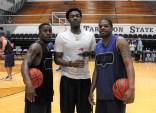 Texan Alumni Basketball game 24