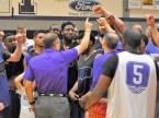 Texan Alumni Basketball game 4