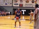 Texan Alumni Basketball game 47