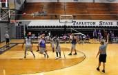 Texan Alumni Basketball game 53