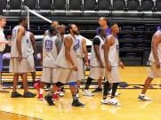 Texan Alumni Basketball game 58