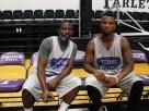 Texan Alumni Basketball game 68