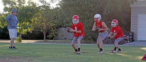 Hico HS Football Two-a-Days 15
