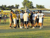 Yellow Jackets Two-a-Days 1