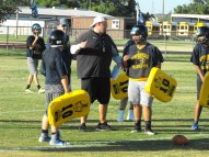 Yellow Jackets Two-a-Days 19