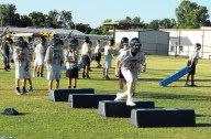 Yellow Jackets Two-a-Days 36