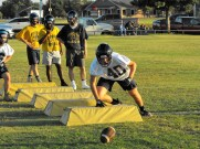 Yellow Jackets Two-a-Days 75