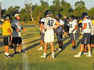 Yellow Jackets Two-a-Days 78