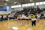 Heart of Gold Pep Rally _2989