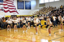 Heart of Gold Pep Rally _3016