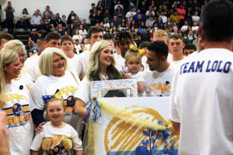 Heart of Gold Pep Rally _3032
