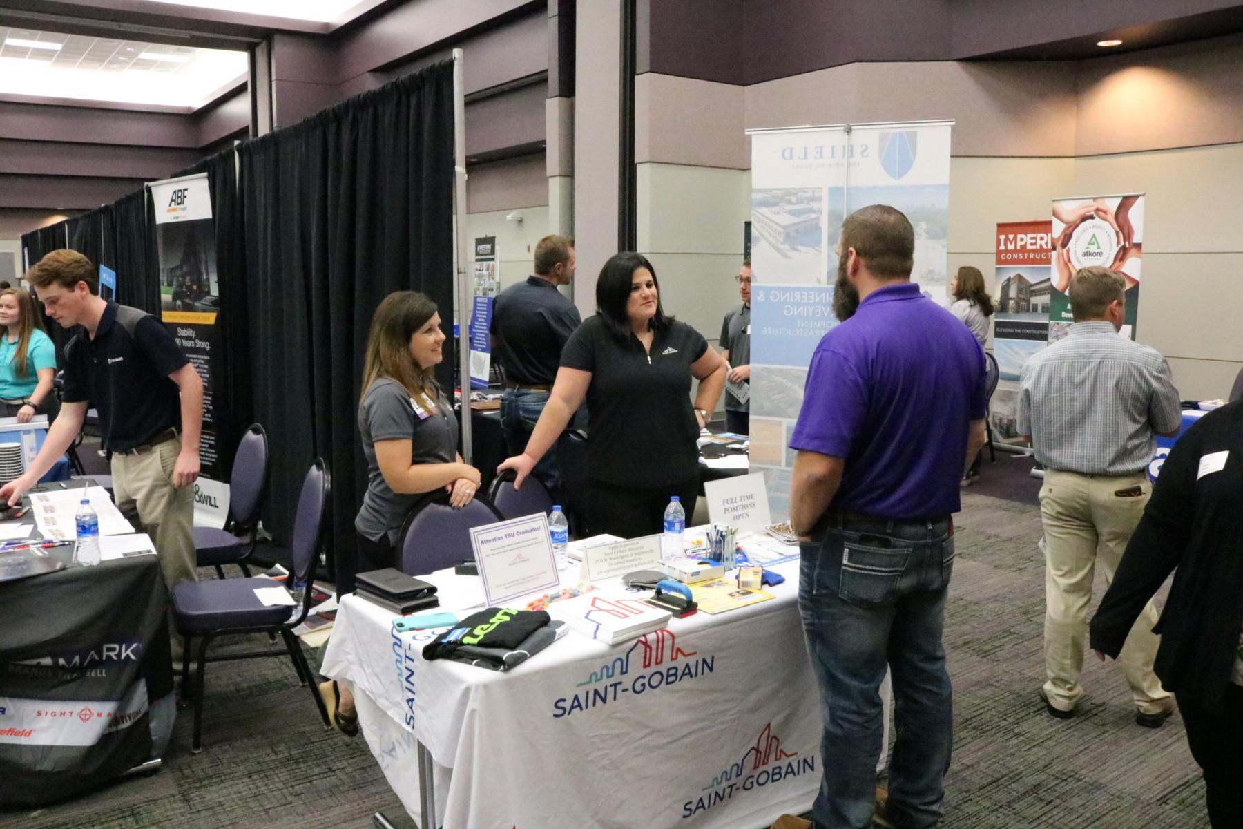 Job Fair at TSU 3453