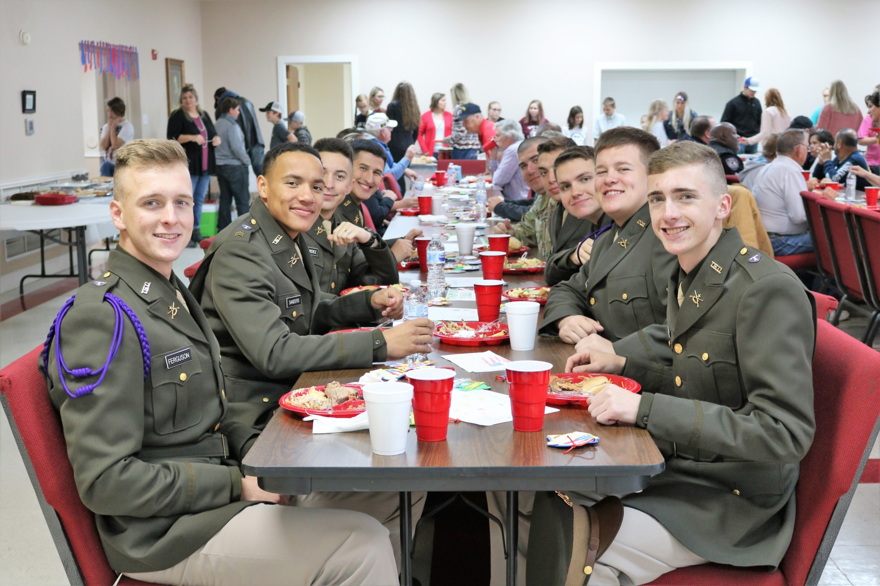 Veterans and First Responders Luncheon 4