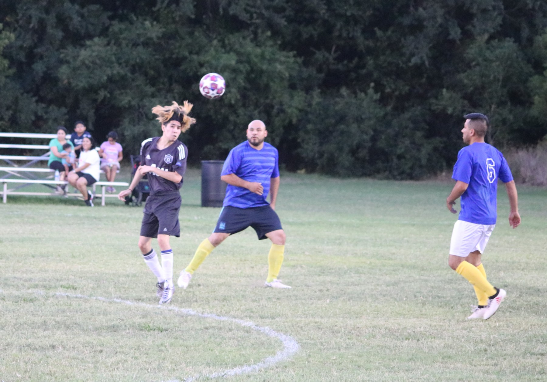Adult Soccer League 6