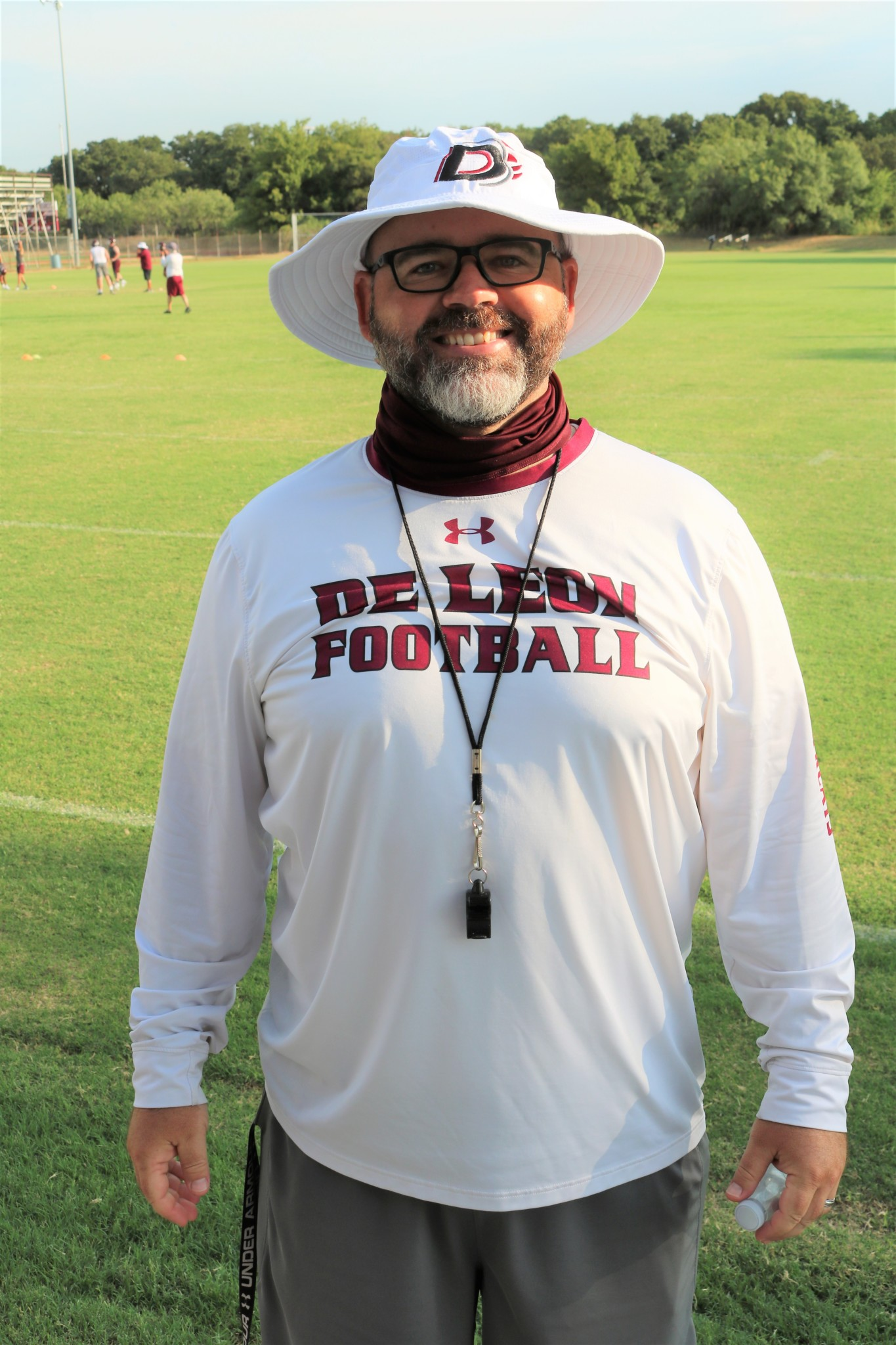 DL Football Coach Andy Dickson