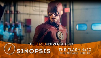 "SINOPSIS – 5.19 – The Flash – ""Snow Pack"" 