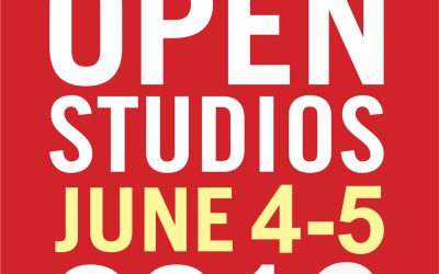 Kick-Off Party for Open Studios at the Flatz!