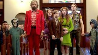 A clip from Captain Fantastic