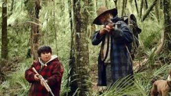 A clip from hunt for the wilderpeople