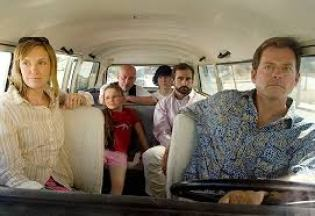 A clip from little miss sunshine