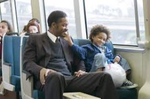 A clip from The Pursuit of Happyness