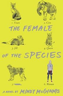 The Female Of The Species- Best Mystery Books