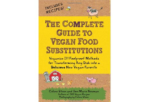 The Complete Guide to Vegan Food Substitutions