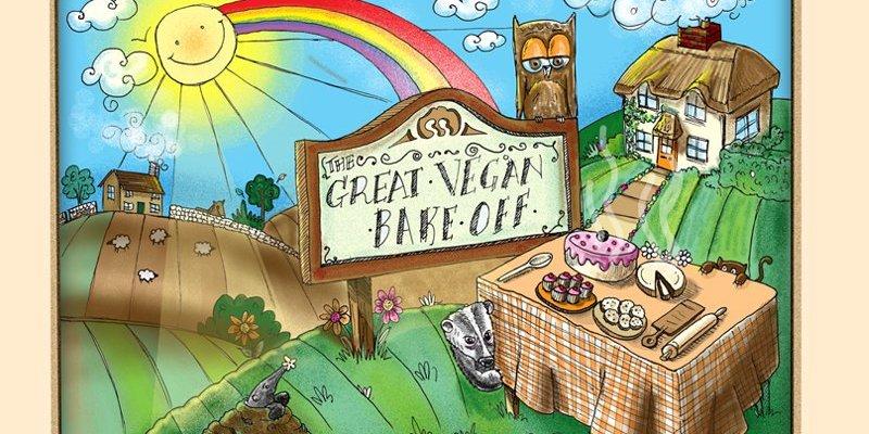 The Great Vegan Bake Off