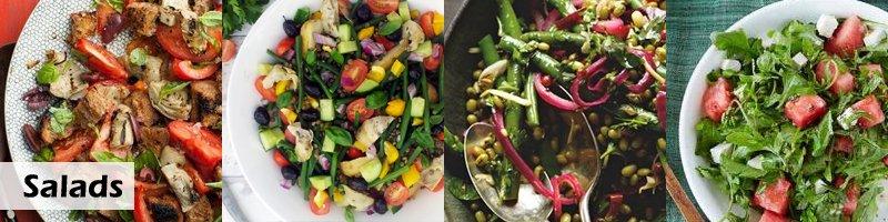 65 Recipes Barbecue Salads