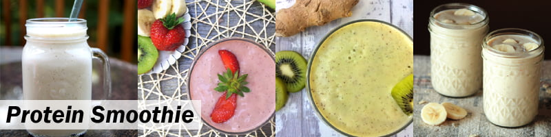 7 Easy Ways To Add Protein To Your Breakfast - Protein Smoothie