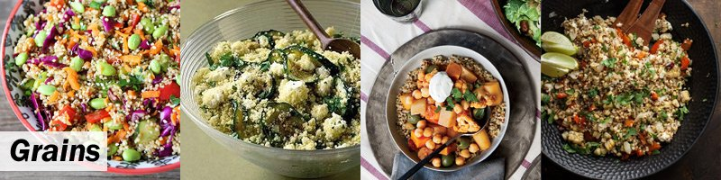 45 Meat-Free Kids' Lunch Box - Grains