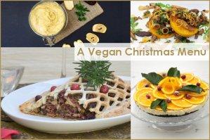A Vegan Christmas Menu