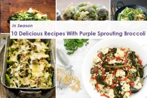 10 Delicious Recipes With Purple Sprouting Broccoli